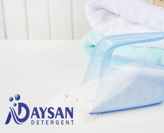 پودر لباسشویی فله دستی صادراتی